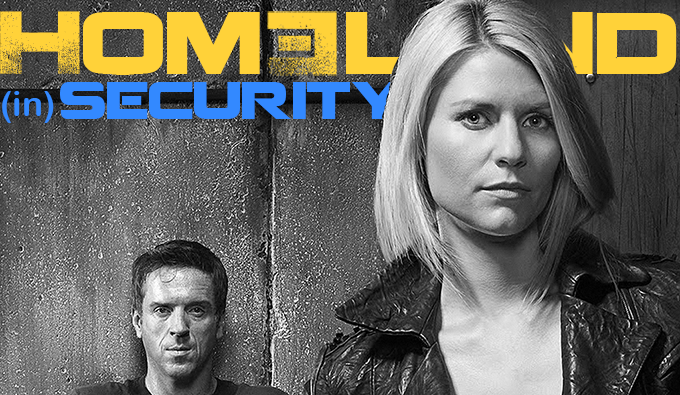 "Homeland Insecurity Podcast- S1 E1 ""Pilot"""