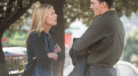 """Homeland Insecurity Podcast- S4 E5 """"About a Boy"""""""