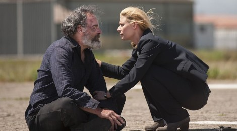 """Homeland Insecurity Podcast- S4 E9 """"There's Something Else Going On""""  take 2"""