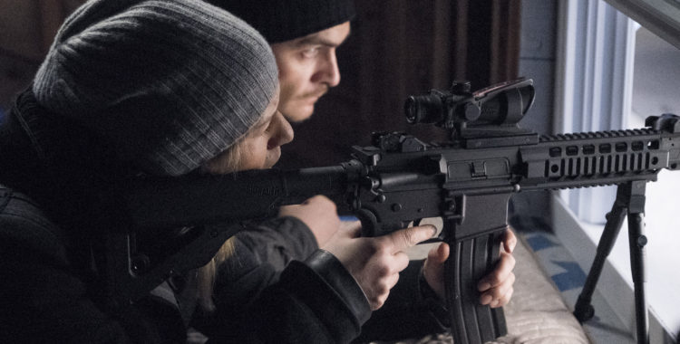 "Homeland Insecurity- S6 E11 ""R is for Romeo"""